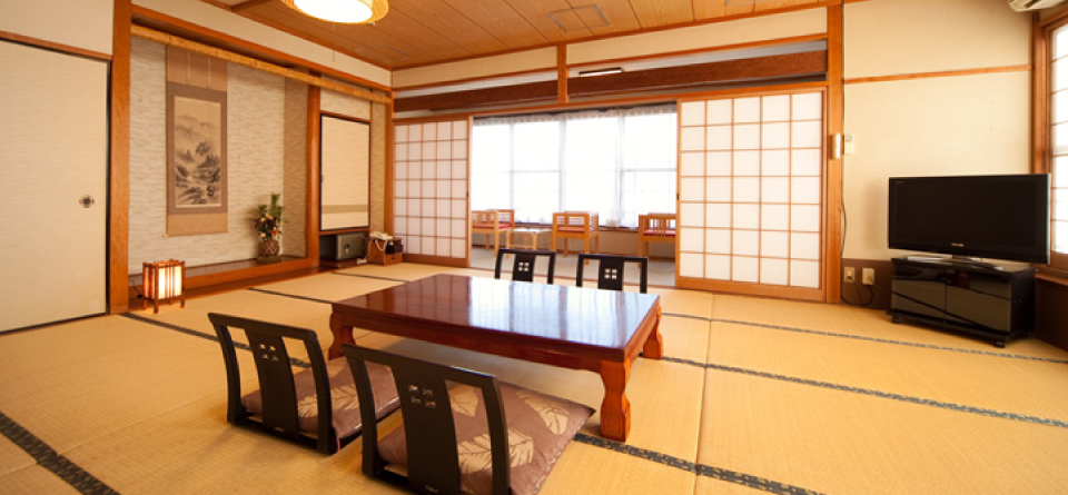 Japanese-Style spasious Room